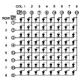 common-anode-led-matrix-connection-diagarm
