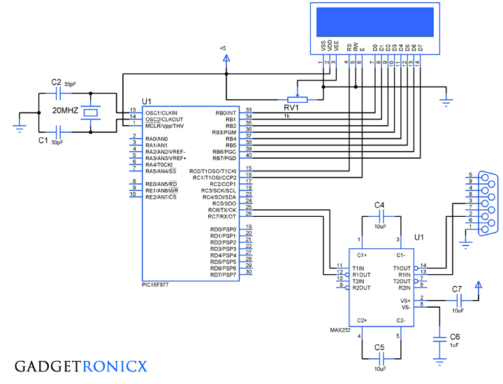UART-protocol-pic-microcontroller