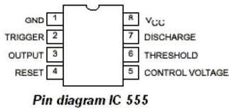 Cool Disco Led Lights Circuit Using Ic 555 Gadgetronicx Wiring Digital Resources Skatpmognl