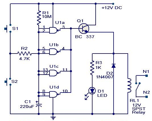 Long-duration-timer-circuit