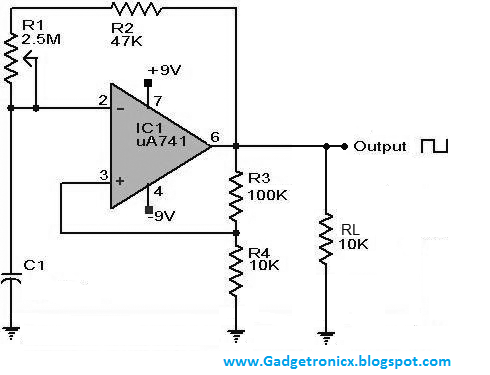 IC741-square-wave-generator-741-ic-opamp