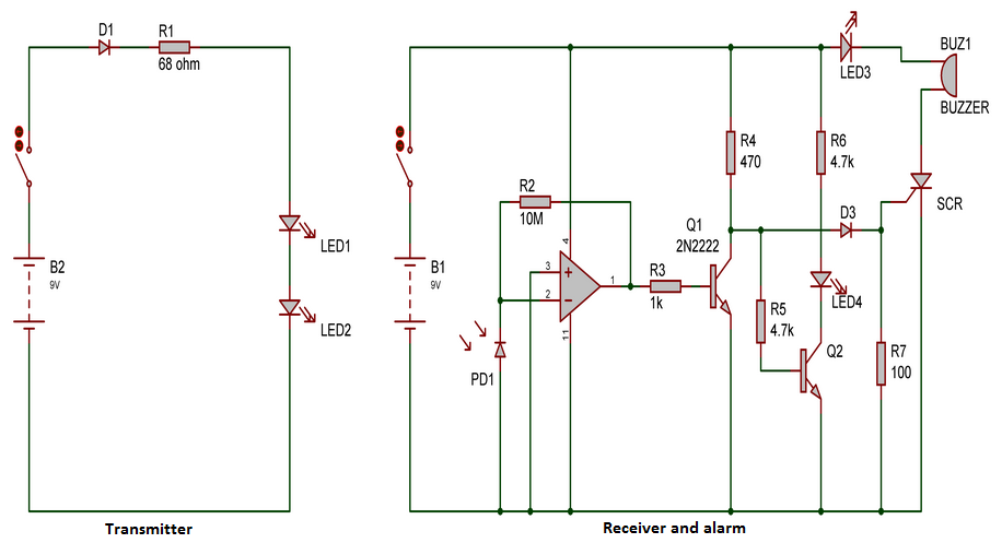 intruder-burglar-alarm-circuit-infra-red-ir-beam