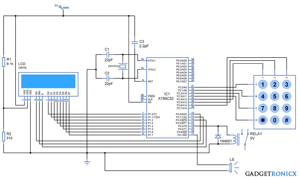 digital-locker-system-using-8051-microcontroller