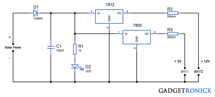 solar-powered-battery-charger-circuit-diagram